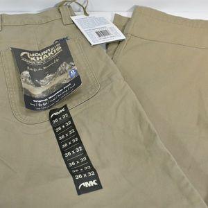 Men's Mountain Khakis Original Mountain Pant 36/32